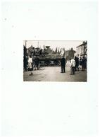 CARTE PHOTO ARRIVEE DES AMERICAINS A FERRIERE LA GRANDE (NORD) 2 Septembre 1944 - France