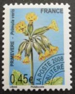 France Préoblitéré N°256 PRIMEVERE Neuf ** - Végétaux
