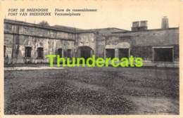 CPA MEMORIAL NATIONAL DU FORT DE BREENDONK NATIONAAL GEDENKTEKEN VAN HET FORT VAN BREENDONK - Puurs