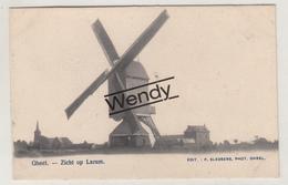 Geel (windmolen - Zicht Op Larum) - Geel