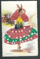 Andalucia 70 , Danseuse , Robe En Tissus -  Obe 3019 - Tänze