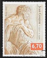 TIMBRE N° 3222  -    TABLEAU JEAN GOUJON   -  NEUF  -  1992 - Francia