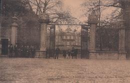 Roeulx L'Entrée Du Chateau De Mgr Le Prince De Croy - Le Roeulx