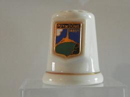 """Dé A Coudre """"Puy De Dome"""" - Dés à Coudre"""