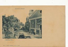 Gibraltar Church Street Undivided Back No 297 G. Dautez - Gibraltar