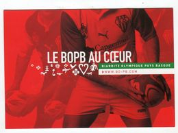 BOPB Biarritz Olympique Pays Basque Rugby BO - Rugby