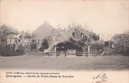 Quaregnon Grotte De Notre-Dame De Lourdes - Quaregnon