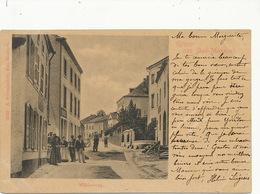 Bad Mondorf  Gruss Aus Muhlenweg  Edit Schumacher 19245  Undivided Back - Mondorf-les-Bains