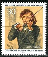 Berlin - Mi 347 ✶✶ # - 30Pf  Hochschule Für Musik - Unused Stamps