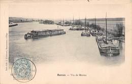 BORAN - Vue De Marine - Péniche - Boran-sur-Oise