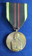 Médaille De La Résistance Civile 1940 1945 WW2 - Belgique