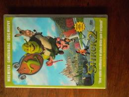 DVD SHREK 2 - Dessin Animé