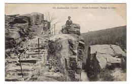 19 CORREZE - AUBAZINE Brêche St-Etienne, Passage Du Canal - Autres Communes