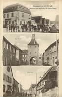 -dpts Div.-ref-AG506- Bas Rhin - Guemar - Restaurant Ignatz Wendling - Voir Description - - Autres Communes