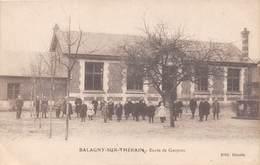 BALAGNY SUR THERAIN - Ecole De Garçons - Other Municipalities