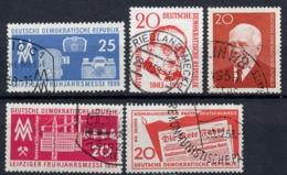 0671-73+678-79      Satz  O - DDR