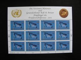 O.N.U.  C.I. De Vienne: TB N°363 En Petite Feuille De 12 Timbres, Neuve XX. - Wien - Internationales Zentrum