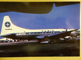 VARIG   CONVAIR 240    PP VCP - 1946-....: Ere Moderne