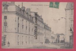 51 - CHALONS SUR MARNE--La Gendarmerie - Châtillon-sur-Marne