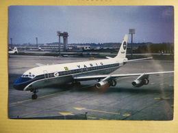 VARIG    DC 8 33    PP PEA - 1946-....: Ere Moderne