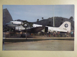 VARIG    DC 3   PPVBF - 1946-....: Moderne