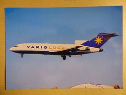 VARIG  LOG  B 727 100    PP VLD - 1946-....: Ere Moderne