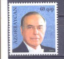 2006. Azerbaijan, Definitive, H. Aliyev, 1v, Mint/** - Aserbaidschan