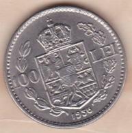ROUMANIE . 100 LEI 1936. CAROL II . KM# 54 - Roumanie