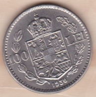 ROUMANIE . 100 LEI 1936. CAROL II . KM# 54 - Romania