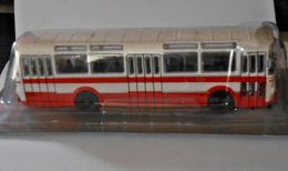 De Agostini - Skoda Karosa SM 11 BUS Scale 1:72 - Karosa SM 11 Urban Bus OVP Original Packaging - PKW & Vierräder