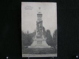 R-169 / Flandre Orientale Melle -   Monument Du 75e Anniversaire De La Fondation De La Maison De Melle / Circulé 1912 - Melle