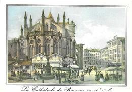 La Cathédrale De Bayonne Au 18ème Siècle - Bayonne