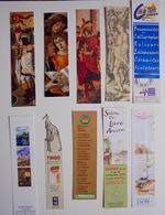 33 Marque-pages, Autour Du Livre - Marque-Pages