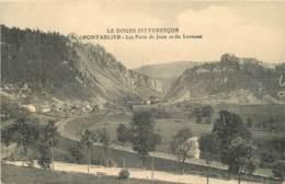 25 - PONTARLIER - FORTS DE JOUX ET DU LARMONT - Pontarlier