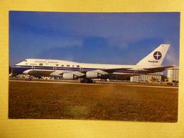 VARIG    B 747 341   PP VOB - 1946-....: Ere Moderne