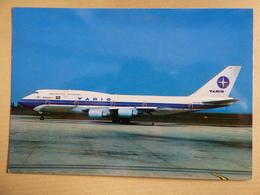 VARIG    B 747 341  PP VOC  EDITION PI N° 612 - 1946-....: Ere Moderne