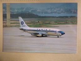 VARIG    B 737 241  PP VMG - 1946-....: Ere Moderne
