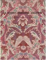 LA SOIERIE FRANCAISE Au Musée Des Tissus à Lyon 8 Pages TTBE 24/32cm - Rugs, Carpets & Tapestry