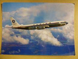 VARIG    B 707 320    AIRLINE ISSUE / CARTE COMPAGNIE - 1946-....: Ere Moderne