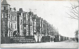 No. 3 Rest Camp, Earls Avenue Entrance, Folkestone (No. 12), Kent - Folkestone