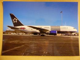 VARIG    B 767 200  PP VNS STAR ALLIANCE - 1946-....: Ere Moderne