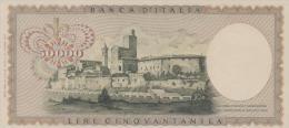 ITALY P.  99c 50000 L 1974 UNC - [ 2] 1946-… : République