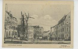 BELGIQUE - LIEGE - EUPEN - Haasstrasse (tramways) - Eupen