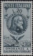Italy .  Yvert    .      560      .  **   .     MNH  .   /    .   Neuf SANS  Charniere ** - 6. 1946-.. República