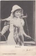 CPA 1902 - Ardennaise Allant Chercher De L'eau-   (lot Pat 60) - Stavelot