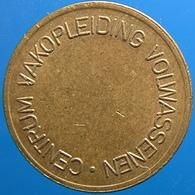 KB076-1 - VAKOPLEIDING VOLWASSENEN - Den Haag - B 20.0mm - Koffie Machine Penning - Coffee Machine Token - Firma's