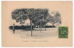 CPA - CONAKRY (Guinée) - Boulbiné, Village Sékou - Guinée Française