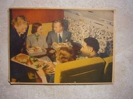 "Avion / Airplane / SAS / Douglas DC-6 / ""The Cloudmaster"" / Cabin / Airline Issue - 1946-....: Ere Moderne"