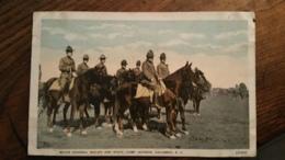 Major General Bailey And Staff, Camp Jackson, Columbia, SC - 222832 - Columbia