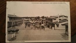 US National Army Cantonment, Camp Jackson, Columbia, SC - Barracks And Bath Houses - Columbia
